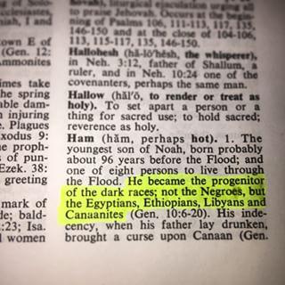 Zondervan bible dictionary shem
