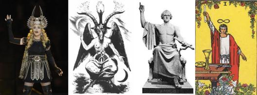 Baphomet-Washington-and-madonna