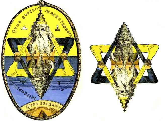 eliphas levi baphomet talisman carl kellner