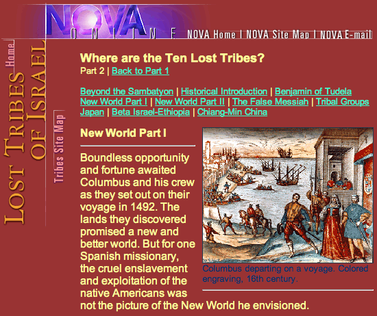 PBS: Where are the Ten Lost Tribes part 2