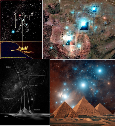 Giza star alignment