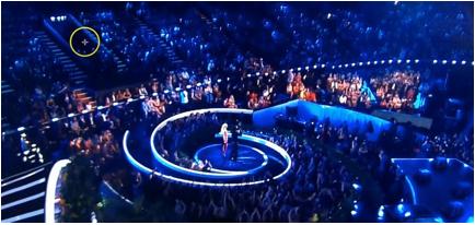 on stage spiral portal