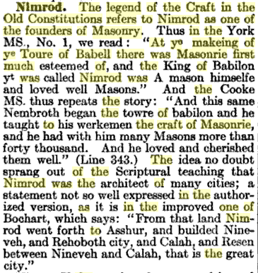 PG 513, An Encyclopedia of Freemasonry and Its Kindred Sciences, Volume 2 (1912) by Albert Mackey