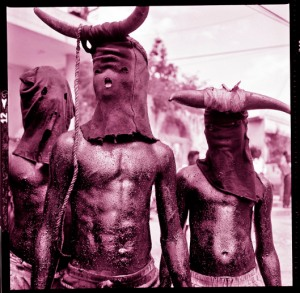 voodoo-masks