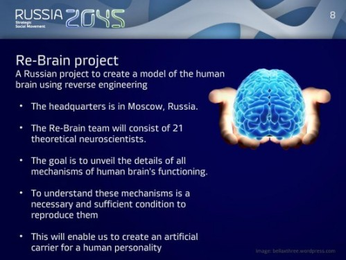 russia 2045 avatar brain