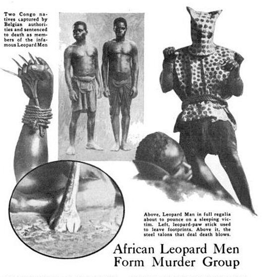 Popular Science Leopard men article, August 1943-8x6 copy