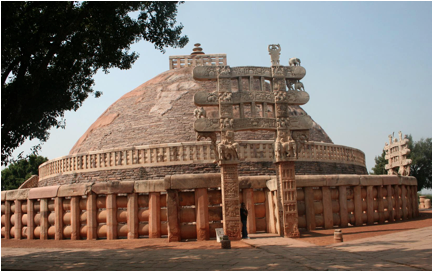 Stupa of Sanchi