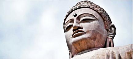 buddha gab 3rd eye
