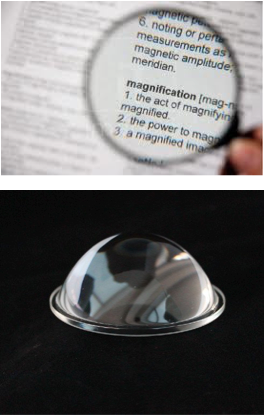 magnify shape
