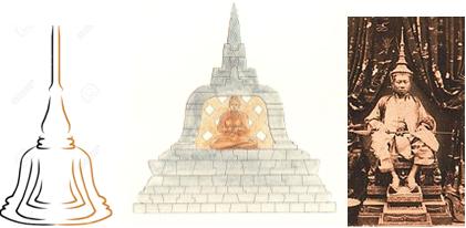 stupa antenna energy