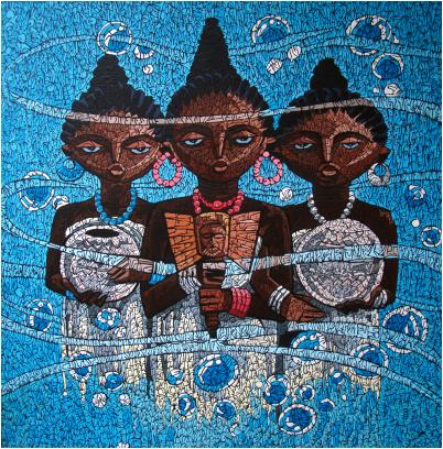 african stupa hair