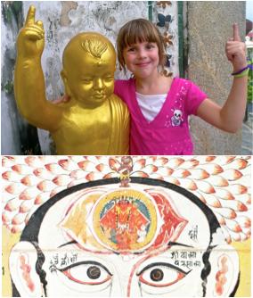 shiva buddha goldenboy