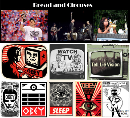 bread and circuses tv