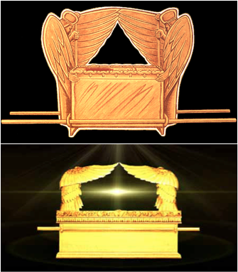 throne ark of covenant