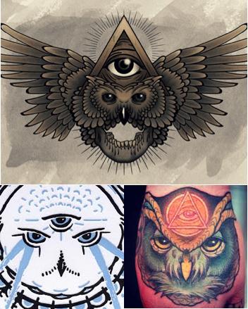 owl 3rd eye