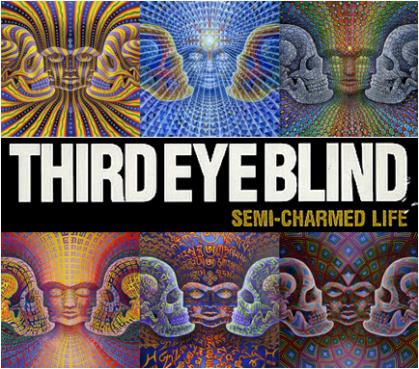3rd eye blind pineal gland