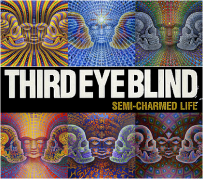 3rd eye blind pineal gland