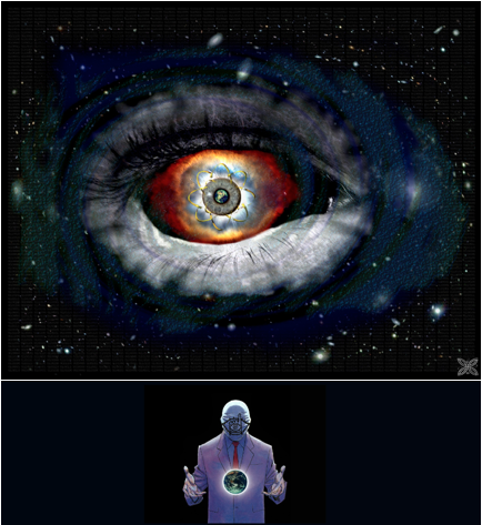 galactic eye of providence
