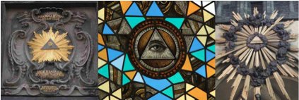 all seeing eye trinity