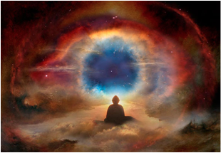 galactic eye meditation