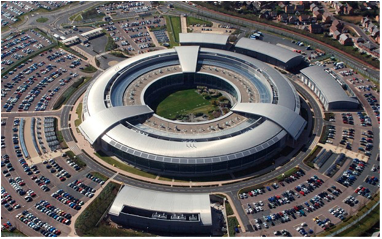 NSA and GCHQ's giant Cheltenham facility
