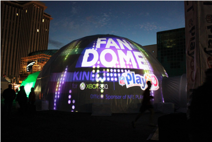 xbox fan video dome