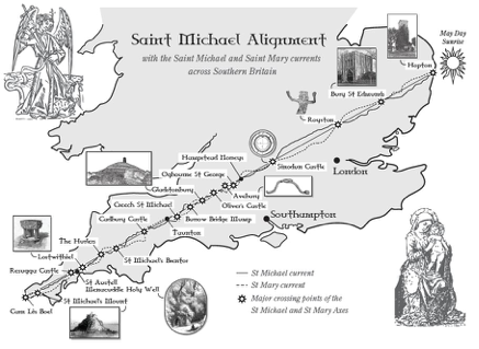 saint michael alignment