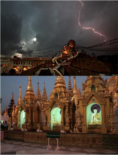 lightning vajra activates transcendence chamber