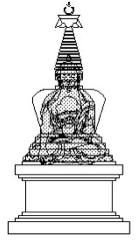 buddha stupa diagram