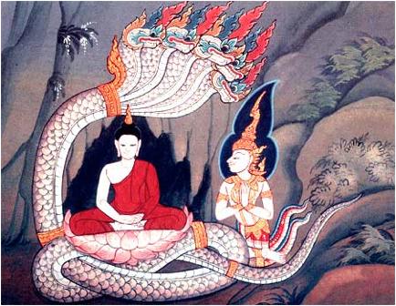 buddha kundalini energy channelled