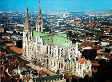 cathedral spire antennae