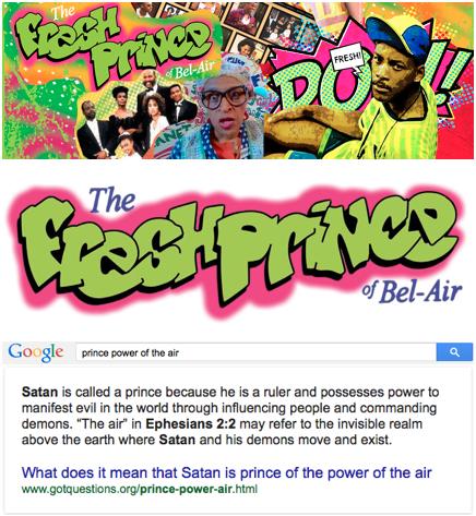 fresh prince baal air