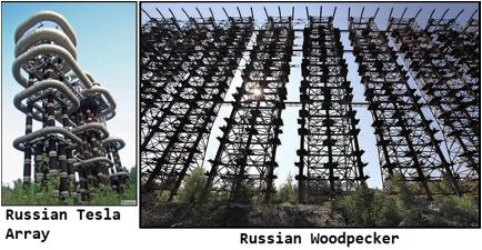 russian tesla array