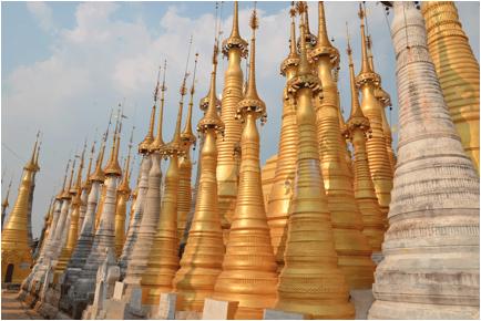 stupa antenna array