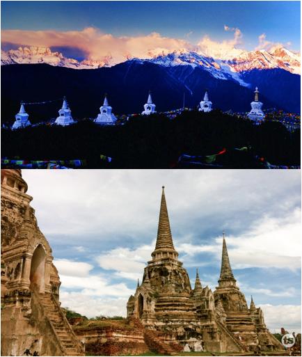 stupa antenna network