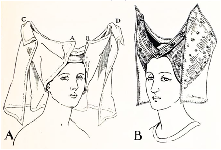 european horned crown