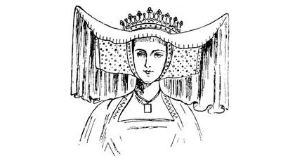 Effigy of Countess of Arundel
