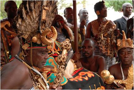 ghana horns