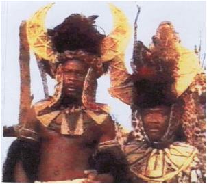 Zulu horns