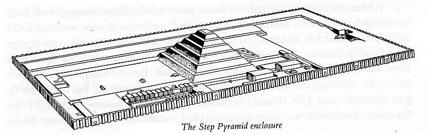 stepped pyramid 2