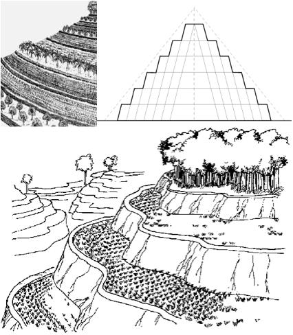 stepped pyramid 3