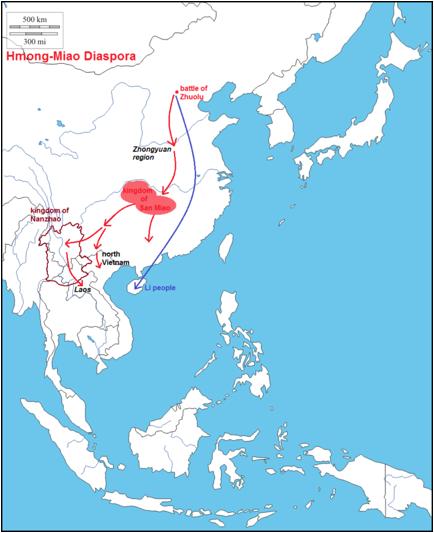 hmong miao diaspora