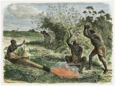 afro blacksmith 1