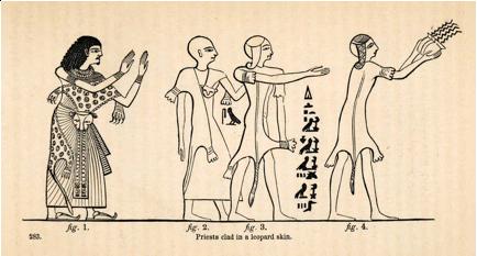egyptian priest 2