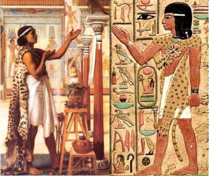 egyptian priest 5