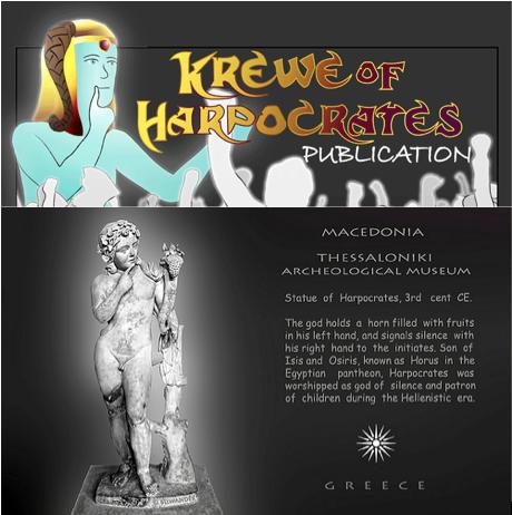 harpocrates greek horus child