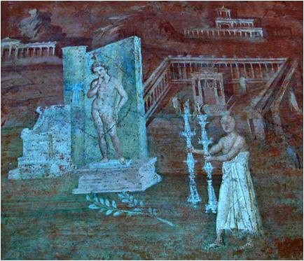 Harpocrates greek horus child 2