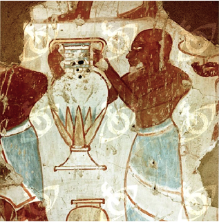 danite and israelite priests from egypt to greece
