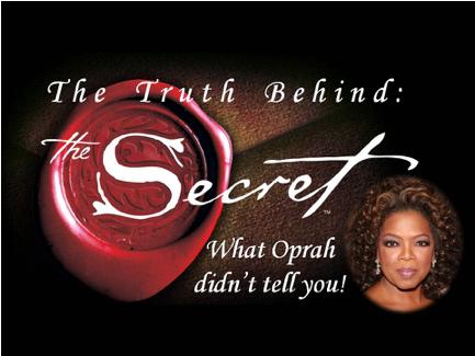 oprah secret
