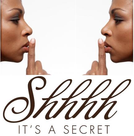 shhh secret
